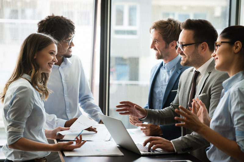 quadrial-coaching - Communication d'équipe